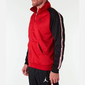 Nike Men's Jordan Sportswear Jumpman Taped Tricot Jacket