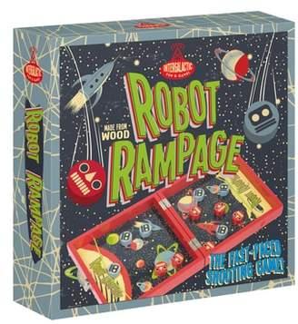 Rampage PROFESSOR PUZZLE 11-Piece Pinball Robot Game