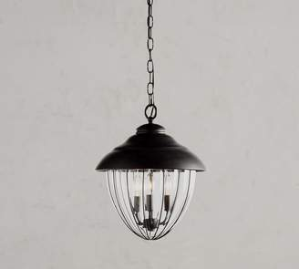 Pottery Barn Alvin Indoor/Outdoor Pendant