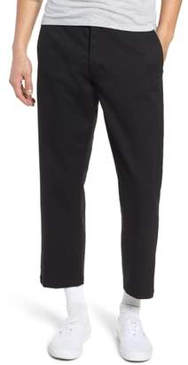Obey Straggler Relaxed Fit Flood Pants
