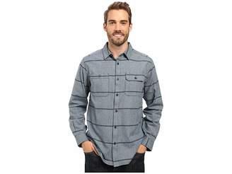 Mountain Hardwear Frequenter Stripe Long Sleeve Shirt Men's Long Sleeve Button Up