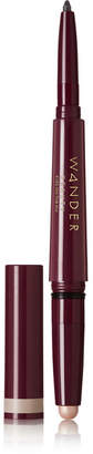 Fly London Wander Beauty Eyes On The Dual Cream Shadow And Eyeliner - Shell Beach/ French Press