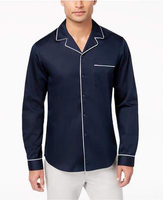 INC International Concepts I.n.c. Men's Pajama Shirt, Created for Macy's