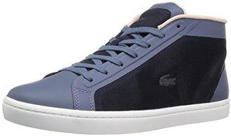Lacoste Women's Straightset Chukka 316 2 Spw Fashion Sneaker $51.58 thestylecure.com
