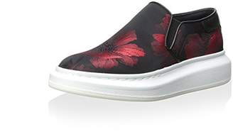 Alexander McQueen Women's Slip-On Sneaker