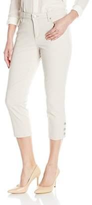 Bandolino Women's Selene Skinny 5 Pocket Capri