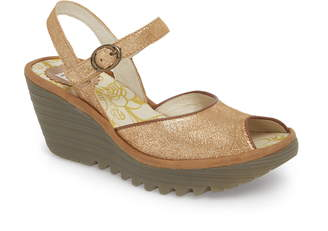 Fly London Yora Wedge Sandal
