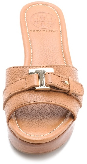 Tory Burch Casey Wedge Slides