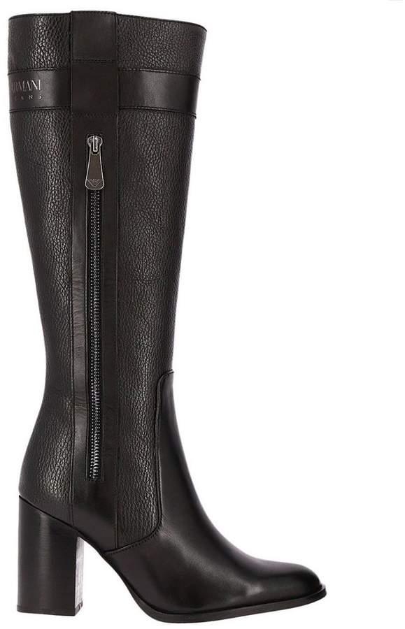ARMANI JEANS Boots Shoes Women Armani Jeans