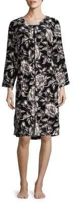 Miss Elaine Zip Front Robe