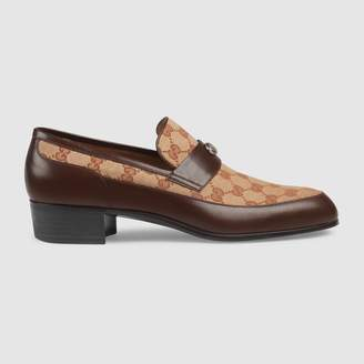 Gucci Original GG loafer with Team motif