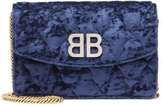 Balenciaga BB Wallet On Chain shoulder bag
