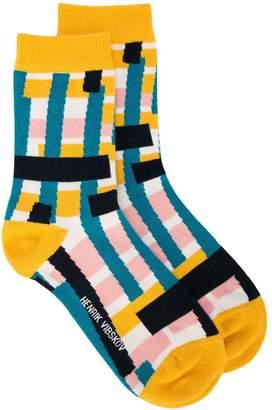 Henrik Vibskov Skyline socks
