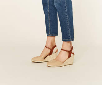 Oasis AIMEE OPEN BACK WEDGE