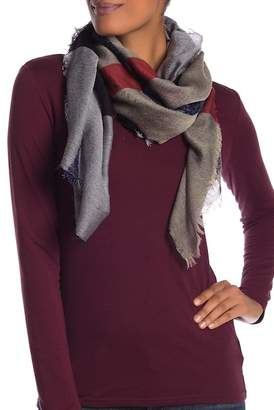 Collection XIIX Colorblock Square Scarf