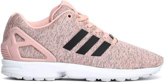 adidas Zx Flux Melange Knitted Sneakers