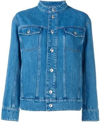 A.P.C. slim-fit denim jacket