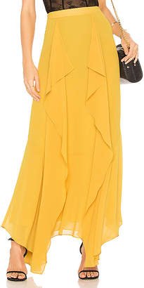BCBGMAXAZRIA Amalli Long Skirt