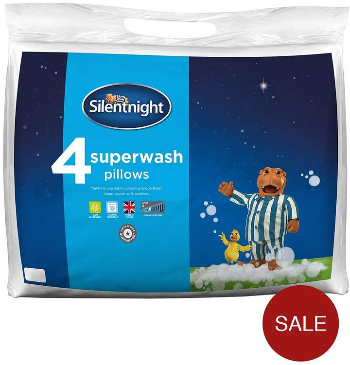 Superwash Pillows – Pack Of 4