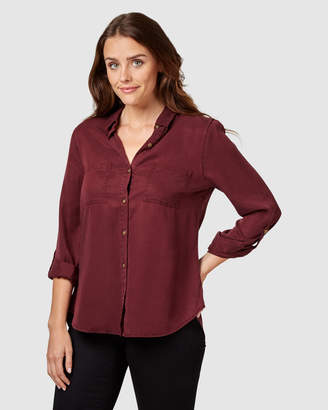 Jeanswest Tilly Tencel Shirt