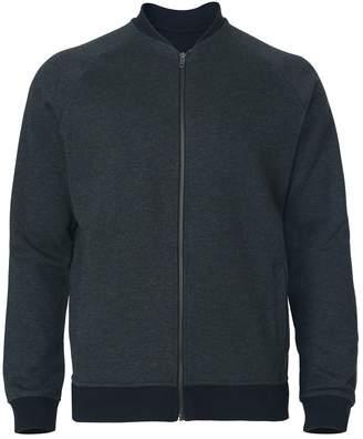 INGMARSON - Bomber Jacket Dark Grey Men
