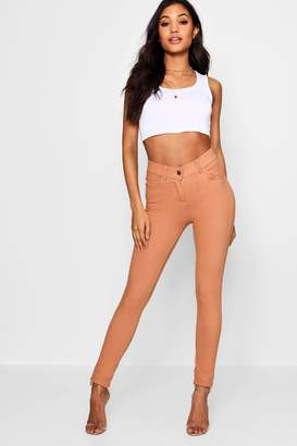 boohoo Pocket Front & Back Jeggings