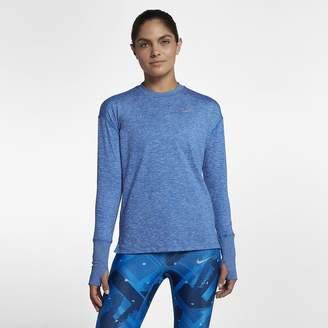 Nike Element Women's Long Sleeve Running Top