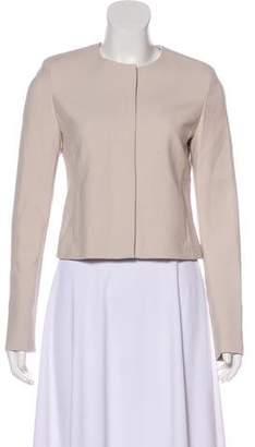 St. Emile Tailored Zip-Up Jacket