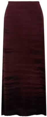 Raquel Allegra Tie Dye Maxi Skirt