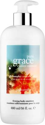 philosophy Pure Grace Endless Summer Firming Body Emulsion