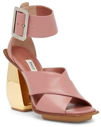 Bally Jacinte Block Heel Sandal