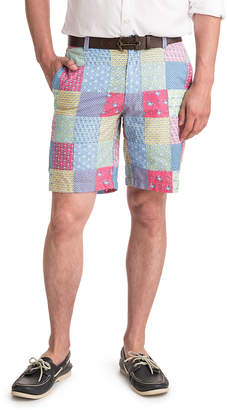 Vineyard Vines 9 Inch Patchwork Breaker Shorts