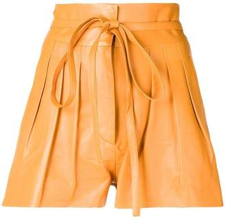 IRO flared shorts