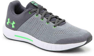 Under Armour Pursuit Youth Running Shoe - Boy's