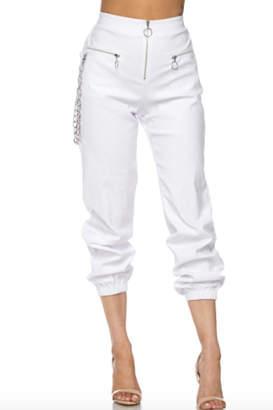 Timeless Snow White Pants