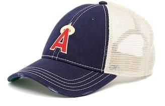 American Needle Anaheim Angles Mesh Back Baseball Cap