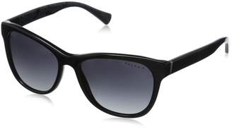 Ralph Lauren by Ralph by Women's 0RA5196 Polarized Round Sunglasses