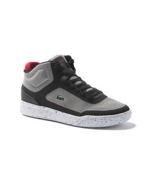 Lacoste Men's Explorateur Sport Mid Pique Sneakers