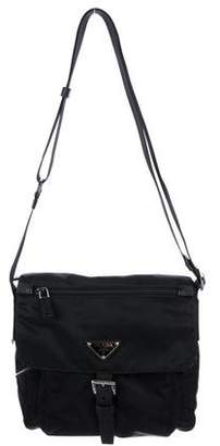 Prada Tessuto Nylon Shoulder bag