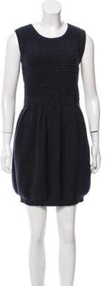 Stella McCartney Sleeveless Knit Sweater Dress