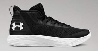 Under Armour Women's UA Jet Mid Basketball Shoes