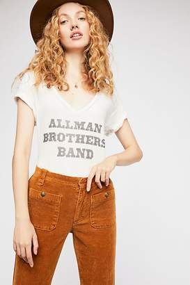 Trunk Ltd. Allman Brothers Band V-Neck Tee
