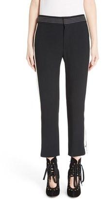 Women's Chloe Side Stripe Cady Pants