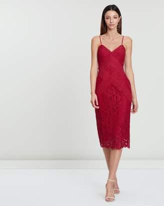 Lover Melody Lace Sheath Dress