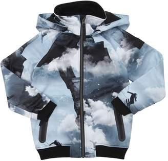 Molo Ski Print Soft Shell Jacket