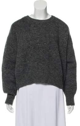 Etoile Isabel Marant Heavyweight Crew Neck Sweater