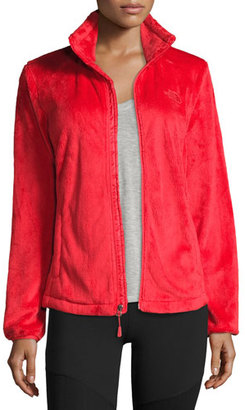 The North Face Osito 2 Fleece Jacket, Red $99 thestylecure.com