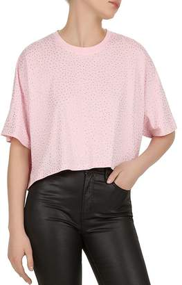 The Kooples Studded Jersey Tee