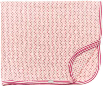 Coccoli Girls' Magenta Print Blanket