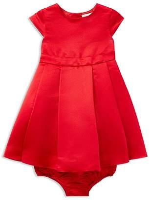 Ralph Lauren Girls' Silk Dress & Bloomers Set - Baby